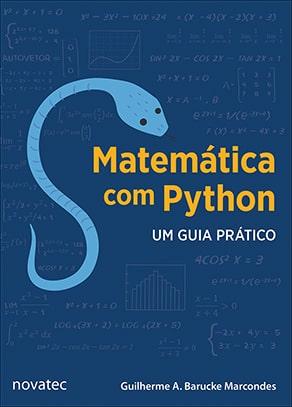 Novatec lança livro Matemática com Python