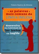 As Palavras Mais Comuns da Língua Inglesa - 2ª Edição