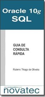 Oracle 10g SQL - Guia de Consulta Rápida