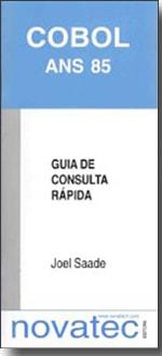 Cobol ANS 85 - Guia de Consulta Rápida