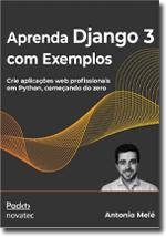 Aprenda Django 3 com Exemplos