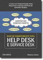 Base de Conhecimento para Help Desk e Service Desk