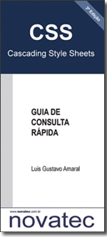 CSS - Guia de Consulta Rápida - 3ª Edição