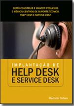 Implantação de Help Desk e Service Desk