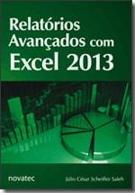 Relatórios Avançados com Excel 2013