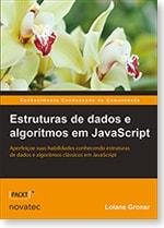 Estruturas de dados e algoritmos em JavaScript - 1ª edição