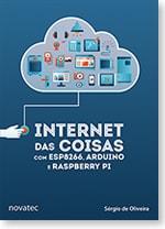 Internet das Coisas com ESP8266, Arduino e Raspberry