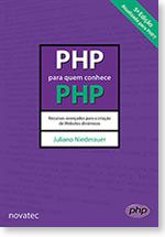 PHP para quem conhece PHP - 5ª Edição