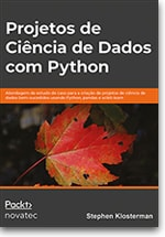 Projetos de ciência de dados com Python